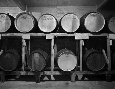 Jonathan Clark, Novitiate Winery Cellars #1, 1972