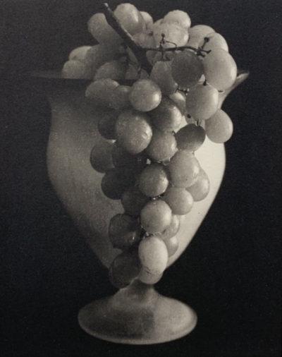Machiro Kurita, Grapes and Vase