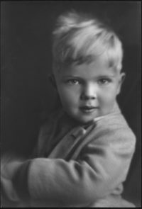Untitled Portrait of a Young Boy, Carmel, 1931