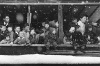 "Kiichi Asano, Yokote Bonten Festival, February, 1958, Printed c1995, 16"" x 20"""
