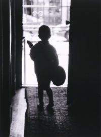 "Johnny Ace, Felix Damian, San Francisco, 1998, 20"" x 16"""
