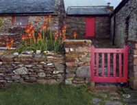 "Brad Temkin, Red Gate, Dunquin, County Kerry, Ireland, 2002, Archival Pigment Print, 29-1/2"" x 39"""