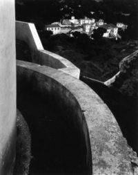 """BBrett Weston, Monastery, Portugal, 1960, Gelatin silver print, 14"""" x 11"""""""