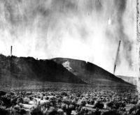 "Ben Nixon, Mono Craters, 2009, 30"" x 36"""
