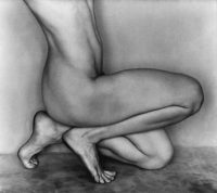 Edward Weston, Nude, Bertha, Glendale, 1927, printed 1980s by Cole Weston
