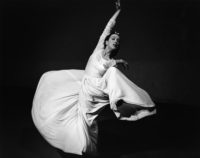 Barbara Morgan, Martha Graham, Letter to the World. 1940
