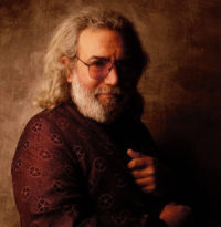 William Coupon, Jerry Garcia, 1988