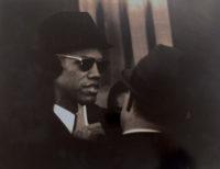 Frank Espada, Malcolm X, 1964