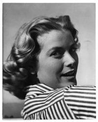 Loomis Dean, Grace Kelley, 1953