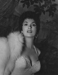 Philippe Halsman, Gina Lollobrigida, 1956