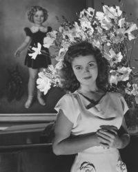 Philippe Halsmann, Shirley Temple, 1944