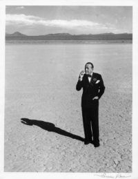 Loomis Dean, Noel Coward in the Desert, 1955