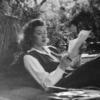 Peter Stackpole, Greer Garsen, c1943