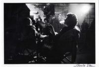 Loomis Dean, Sophia Loren and Carlo Ponti, 1957