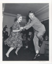 Peter Stackpole, Mickey Rooney Dancing, c1942