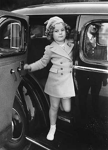 Peter Stackpole, Shirley Temple, 193