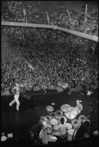 Michael Zagaris, The Last Note, The Who, Winterland San Francisco, 197