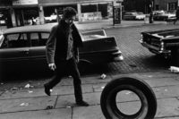 Bob Dylan, NYC, 1963