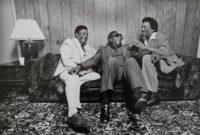 BB King, Albert King and Bobby Bland, 1983