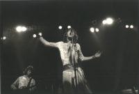 Mick Jagger and Mick Taylor, 1972