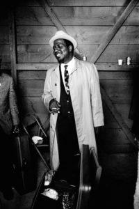 Thelonius Monk at Monterey Jazz Festival, 1964