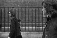 Neil Young and Graham Nash, 1970