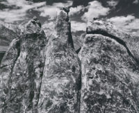 Ansel Adams, Pinnacles, Alabama Hills, Owens Valley, California, 1945