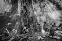 Sebastiao Salgado, Kalema Camp, Tigray, Ethiopia, 1985