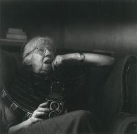 Dorothea Lange, Imogen Cunningham, 1956