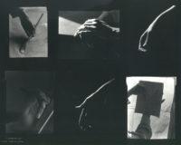 Dorothea Lange, Hands of Maynard Dixon, 1930