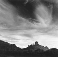 Corfe Castle, Dorset, England, 1990