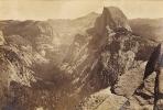 Carleton Watkins, Half Dome from Glacier Point, Yosemite, c1867
