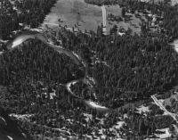 Edward Weston, Yosemite Valley from Glacier Point, 1940