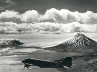 Horace Bristol, DC Transport in Aleutians, 1944
