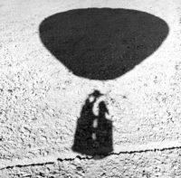 Merideth Grierson, Balloon Landing, 1973