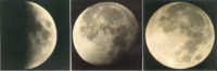 Anonymous, Moon Triptych, c1890s