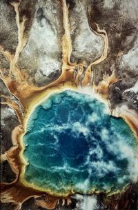 Barrie Rokeach, Yellowstone, 1979