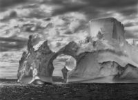 Sebastiao Salgado, Ice Berg Between Paulet Island and the Shetland Islands on the Antarctic, 2005