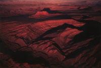 William Garnett, Anticline and San Juan River Gorge, Mexican Hat, Utah, 1967