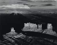 William Garnett, Monument Valley, Utah, 1956